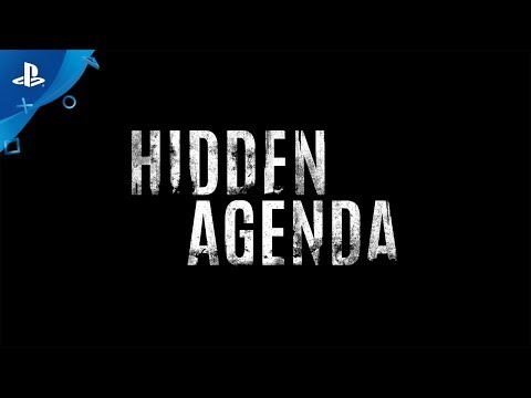 PlayLink - Introducing Hidden Agenda - PS4 Video   E3 2017