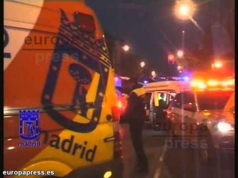 Varón atropellado en Puente de Vallecas