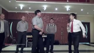 Смешной танцевальный конкурс  на свадьбу от Сергея Илларионова.Видео.