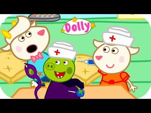 Dolly & Friends Funny Cartoon for kids Full Episodes #255 Full HD