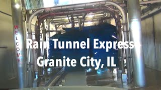 Rain Tunnel Express Car Wash - Granite City, IL