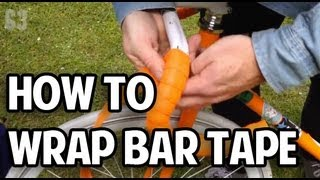 How To Apply Bar Tape to Drop Bars