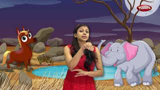 Chand Utheche Ful Futeche | Bangla Songs For Kids | Bengali Rhymes For Children | Baby Rhymes Poems