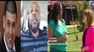 Aaron Hernandez & Steve Stephens off themselves +Joy Lane goes on CNN