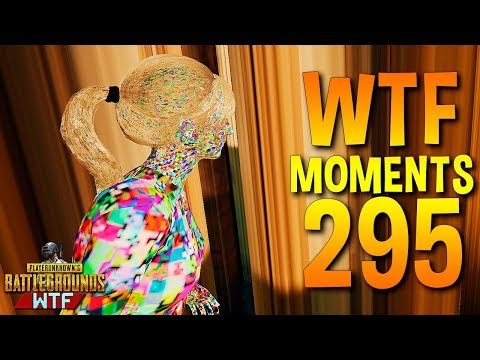 PUBG Daily Funny WTF Moments Highlights Ep 295