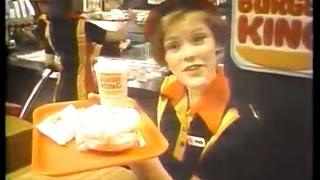 I Love 70's Commercials Vol 19 Coke Pepsi Burger King