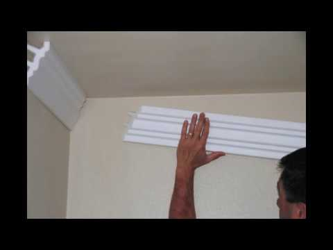 The Easiest Crown Molding You Will Install By Creative