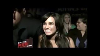 Drunk Drugged Demi Lovato Rare Interview