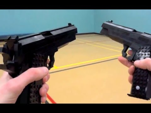 Lego Mustang Amp Sally Black Ops Youtube