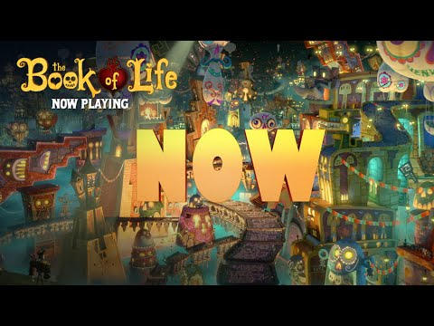 The Book of Life | Now Playing [HD] | FOX Family