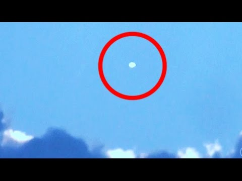 UFO Recorded In Poland Eastern Europe Sighting August 2014