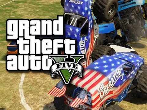 GTA 5 - The Hillbilly World Cup Final!
