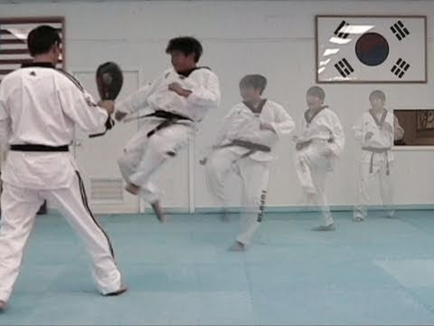 Taekwondo: How to Improve Reaction Time in Taekwondo (taekwonwoo) Image 1