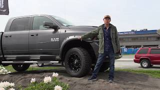 Langley Chrysler Dodge Jeep Ram - Ram 1500 Lifted Truck (Chinese)