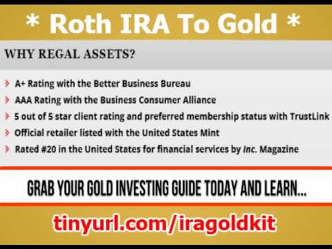 Gold Backed IRAs | What Are Gold Backed IRAs