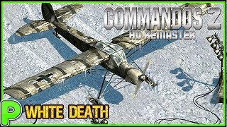 🎖️ White Death - Commandos 2 HD REMASTER - Let's Play🎖️