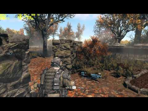 Ghost Recon:Future Soldier contra Snipers