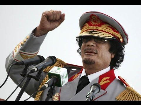 Каддафи знал, что говорил