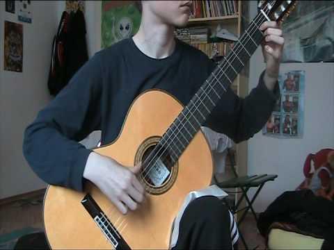 Johann Kaspar Mertz, op. 4, nr. 3, Nocturno