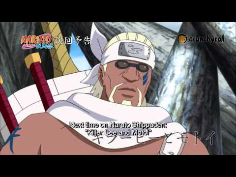 Naruto Shippuuden episode 244 trailer