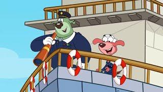 Rat-A-Tat| 'Pirates of the Secret Sea'|Chotoonz Kids Funny Cartoon Videos
