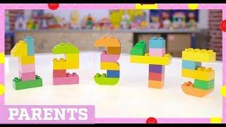 5 Easy Ways to Learn Math with LEGO DUPLO Bricks