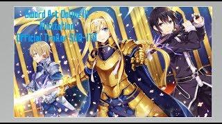 Sword Art Online 3 (SAO III) Official Trailer SUB ITA