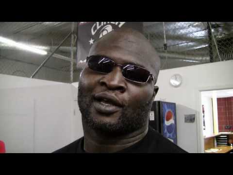 James Toney Has a Nickname For Randy Couture Video