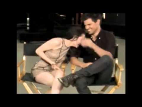 Kristen Stewart & Taylor Lautner = Taysten