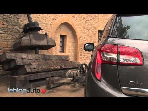 Test Citroën C4 Aircross