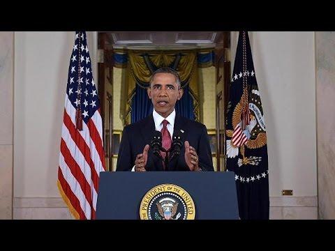 أوباما يتعهد بالرد على الهجوم الإلكتروني على سوني ويؤكد أن إعاد العلاقات مع كوبا لا يزال قيد البحث