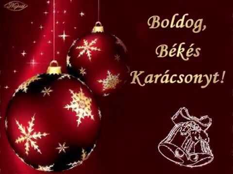 Boldog Karácsonyi Ünnepeket Kívánok!