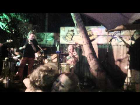 The Survivors at WOMANKIND Key West Benefit at Blue Heaven part 01