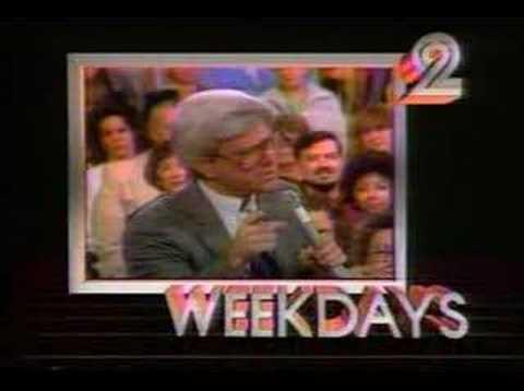 WMAR Baseball-Donahue-Generic Promos 1984