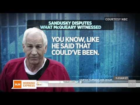 Jerry Sandusky Speaks From Jail