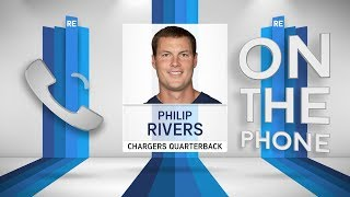 Philip Rivers Talks Chargers 4-2 Start, Drew Brees & More w/Rich Eisen | Full Interview | 10/16/18