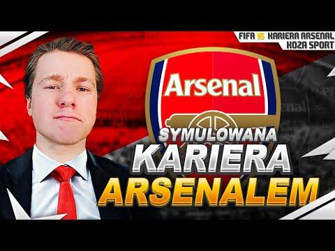 FIFA 16 - CZAS ZACZĄĆ SEZON! - SYMULOWANA KARIERA ARSENALEM FC #2