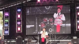 Fresno Hmong New Year 2018-Taixeng Moua-Singing Contestant