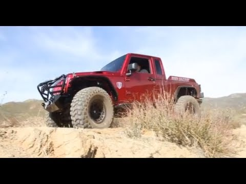 2012 Jeep, Red Jacket Edition - Jay Leno's Garage