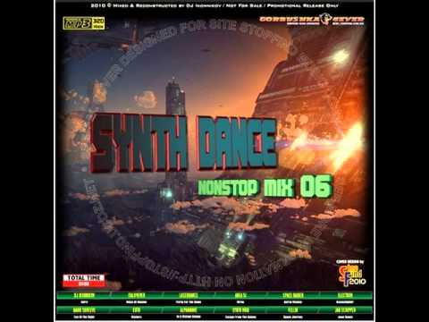 Synth Dance Non Stop Mix 6 Music Videos