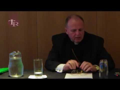 "TR Media: Bishop Donald Sanborn: The SSPX, ""Resistance,"" and Sedevacantism, London, Dec 2013"