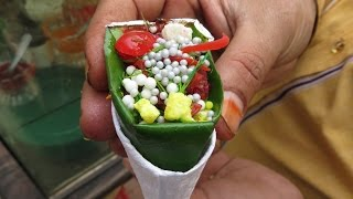 85+ Paan(Betel) Masala with 30 Different Flavors | Bangladeshi Food