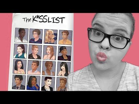 The Kiss List 002: well hello Nico