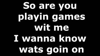 Voicemail - Are You Playing Games (Lyrics)