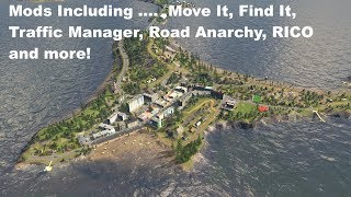 TOP 10 MODS & HOW TO USE THEM | Cities Skylines