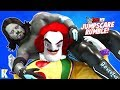 JUMP SCARE Royal Rumble 2 in WWE 2k19 with Hello Neighbor and GRANNY! KIDCITY GAMING