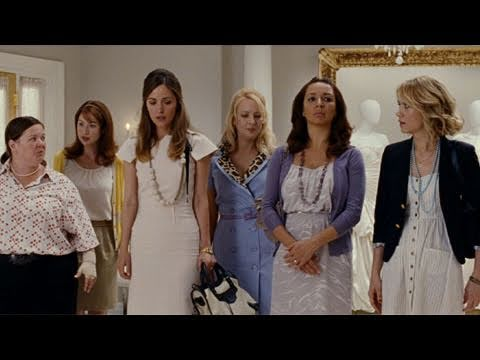 'Bridesmaids' Trailer 2 HD