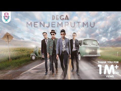 DEGA - MENJEMPUTMU (Official Music Audio)