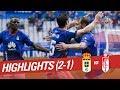 Oviedo Granada Goals And Highlights
