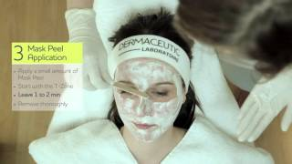 Dermaceutic Mask Peel - Long Video